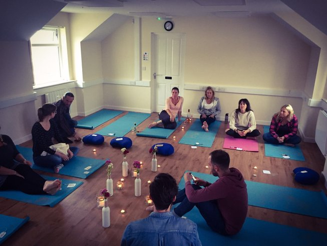 3 Days New Year Meditation and Yoga Retreat in UK