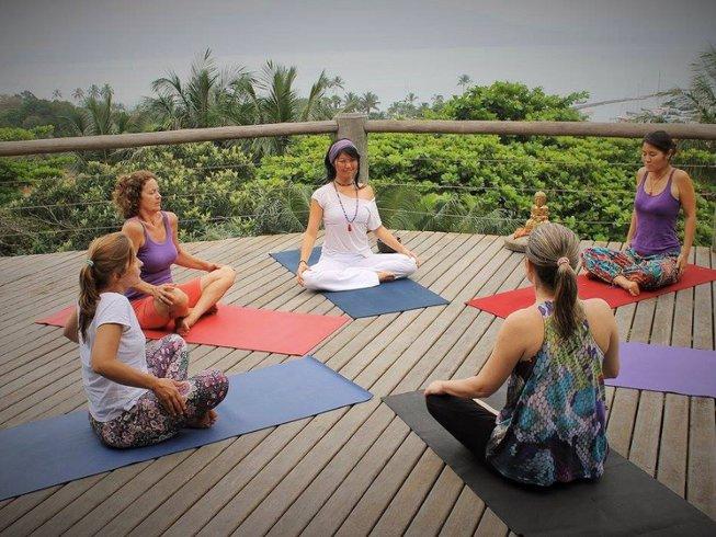 8 Days Divine Feminine Yoga Retreat in Brazil