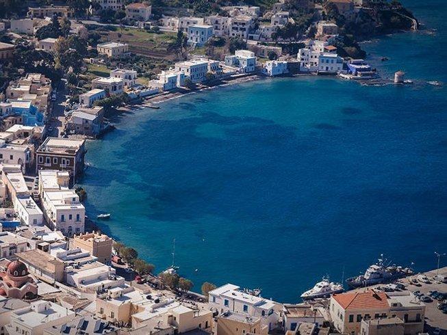 21 días retiro de yoga Tantra místico en Leros, Grecia