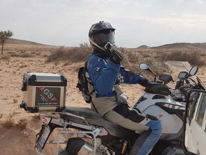 21 Days BMW Guided Motorcycle Tour through South Africa, Botswana, and Namibia