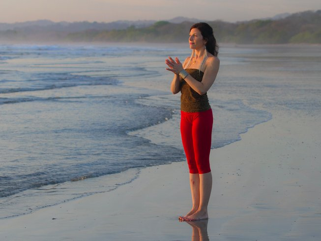 8 jours en stage de yoga à Nosara, Costa Rica