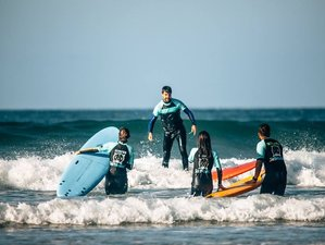 3 Day Awesome Surf Camp in Gijón, Asturias
