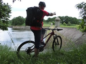 4 Day Guided Fortress Mountain Biking Holiday in Naarden