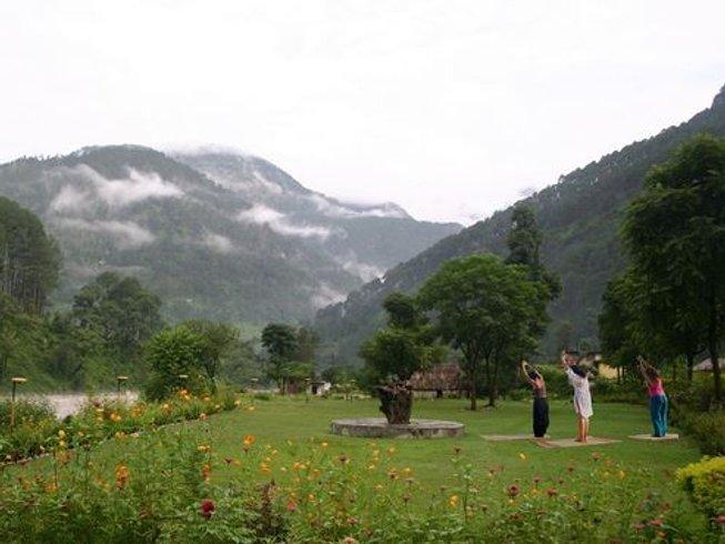 11 Days Yoga and Meditation India Tour
