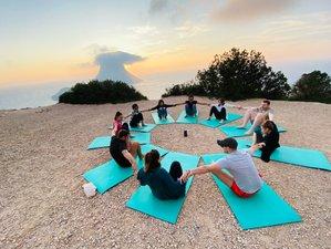 4 Tage Ibiza Bliss Yoga Retreat in Villa Ponderosa, Balearen