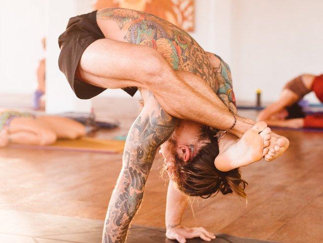 29-Daagse 300-urige Yoga Docentenopleiding in het district Pisac, Peru