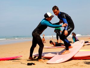 7 Days Surf and Yoga Retreat Portugal