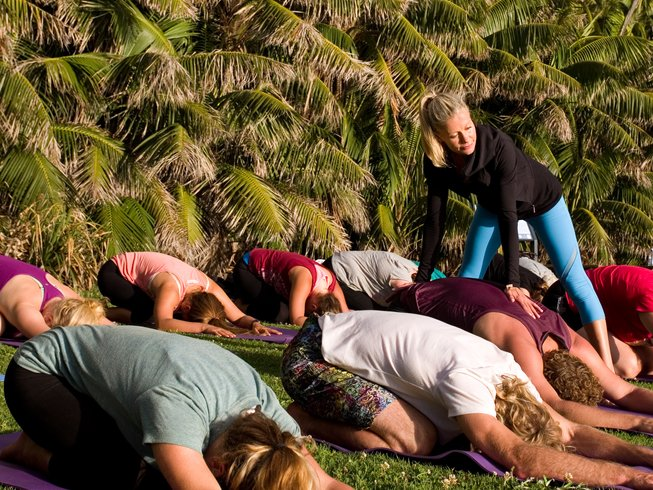 7 Days All Inclusive Wellness & Yoga Holiday in Lord Howe Island