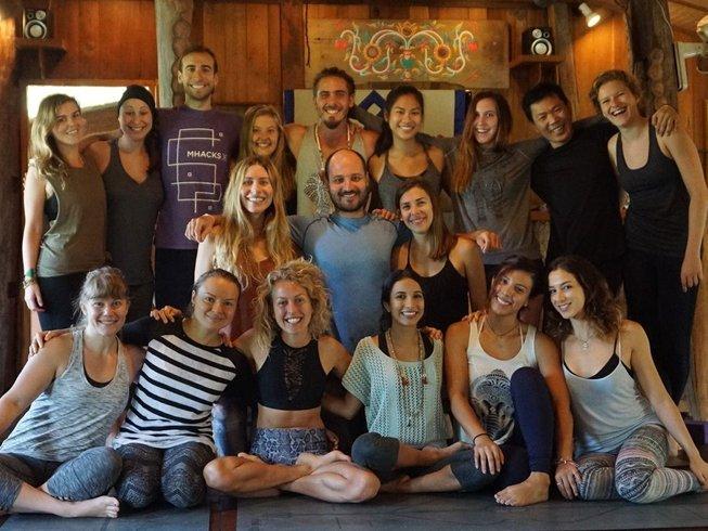 35 Tage 230-Stunden Yoga und Buddhismus Lehrerausbildung in Chiang Mai, Thailand