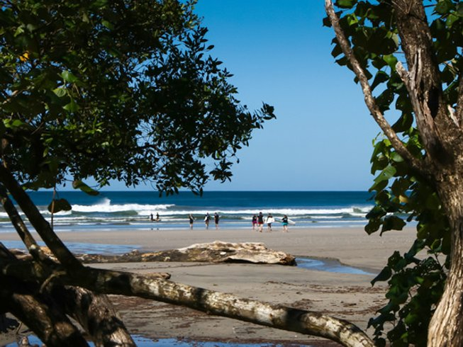 8 Days Solo Costa Rica Surf Camp