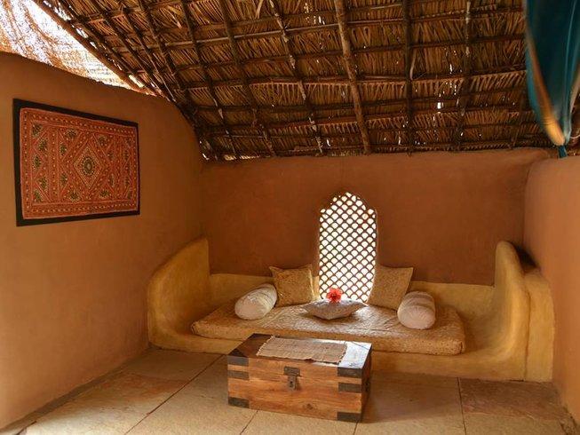 8-Daagse Meditatie en Yoga Retreat in Goa, India