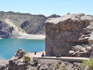 13 Day Guided BMW Motorcycle Tour in North Patagonia, Argentina from Salta to Bariloche