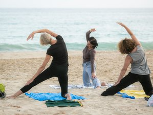 8 Day Spanish Mediterranean Yoga Holidays in Tarragona, Catalonia