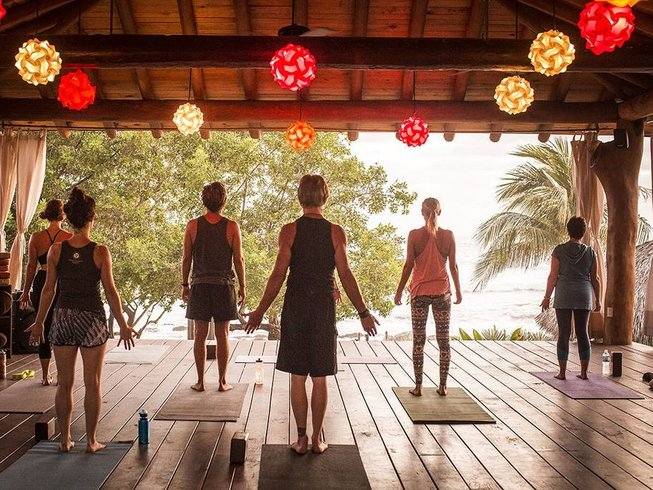 8 Days Be Light Detox and Yoga Retreat in Mexico