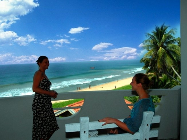 7 Days Ayurveda Treatments and Yoga Retreat in Galle, Sri Lanka