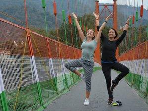 7 días emocionantes de retiro de yoga en India