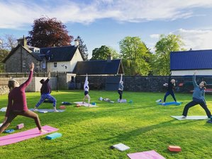 3 Day Weekend Escape: Paddleboarding and Yoga Retreat in Perthshire, Scotland