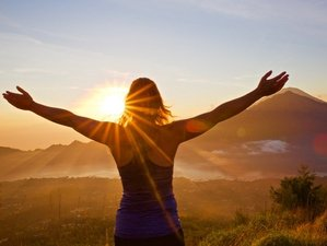 3 Days Meet Sunrise of Your New Life on Mount Batur: Trekking and Yoga Retreat in Bali, Indonesia