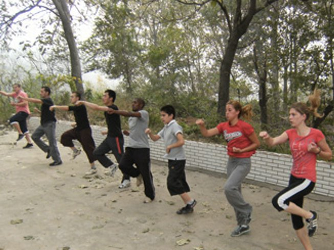 2 Years Shaolin Kung Fu Training in China