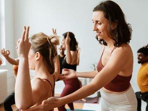 3 jours en week-end en stage de yoga et detox digitale à Saint-Pierre-les-Étieux, Centre