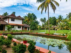 21 Day Deepanjali: Authentic Ayurveda Yoga Retreat in Kerala