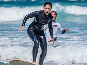 8 Days Budget Surf Camp Lanzarote