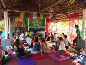 71 jours-500h de formation de professeur de yoga et méditation à Rishikesh, Inde