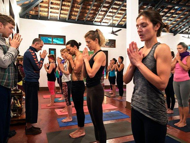 14 Days Ashtanga Yoga Retreat in Goa, India