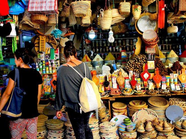 6 días de vacaciones de yoga y surf en Marruecos