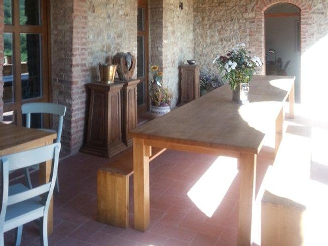 8 días retiro de yoga y meditación en la Toscana, Italia