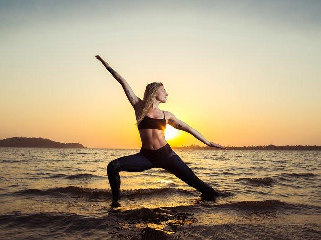 8 Days Meditation and Yoga Retreat in Goa, India