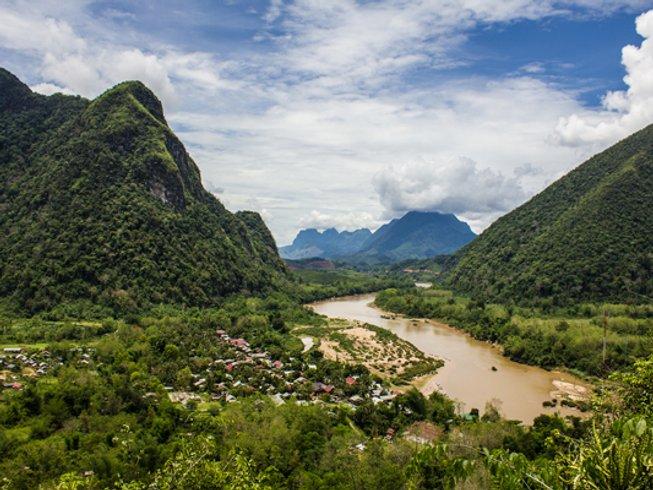 4 Days Exquisite Yoga Retreat in Luang Prabang, Laos
