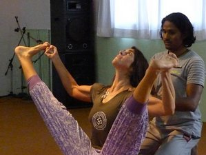 32 Days 300-Hours Yoga Teacher Training in Rishikesh