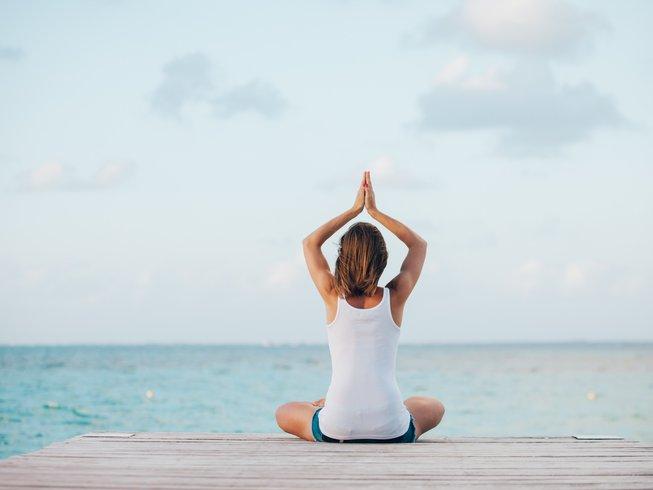 7 jours en stage de yoga, méditation et amour propre à Cancun, Mexique