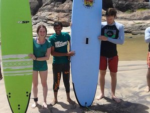 4 Days Budget Surf Camp in Arugam Bay, Sri Lanka