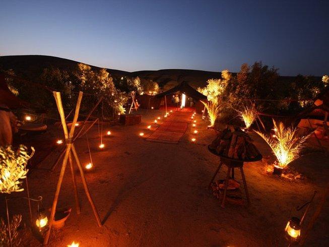 7 días meditación de consciencia plena y retiro de yoga en Marrakchi Desert, Marruecos