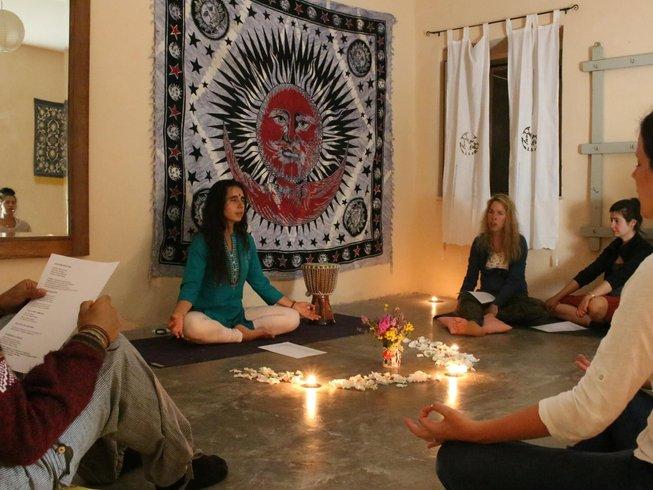 10 jours en stage de yoga, massage et méditation dans le parc national des Abruzzes, Italie