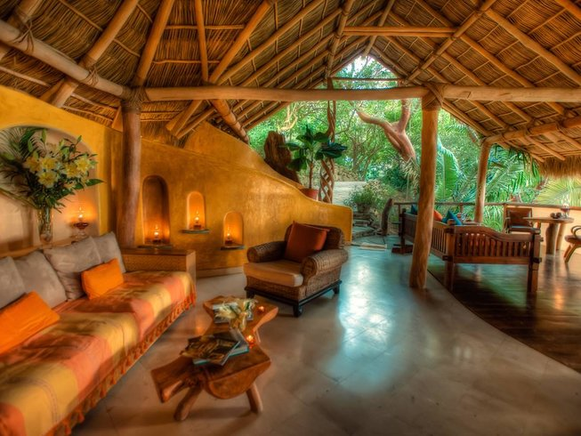 7 Days Vedic Meditation and Yoga Retreat in Sayulita, Mexico