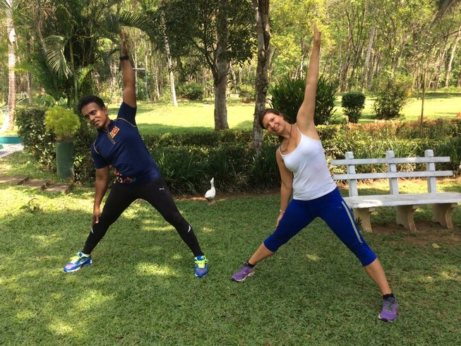 15 Days Enhanced Weight Loss Yoga Retreat in Sri Lanka