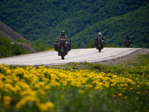 12 Days Carretera Austral Patagonia Motorcycle Tour in Chile