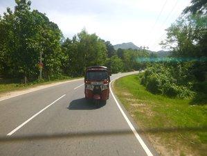 7 Day Off Road Guided Tuk Tuk Tour in Sri Lanka