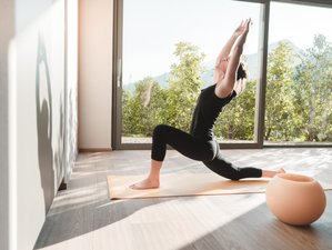 4 Tage Yin und Yan Yoga Retreat im November in Lana, Südtirol, Italien