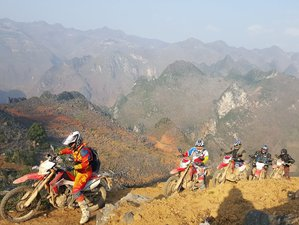 3 Days Guided Motorbike Tour in Vietnam