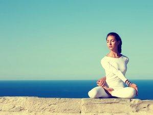 8 jours en stage de yoga au paradis en Sicile, Italie