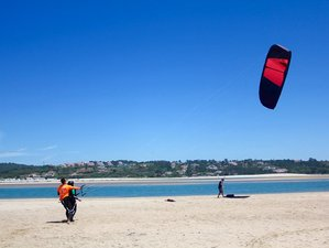 8 Days Exciting Kitesurfing Surf Camp Portugal