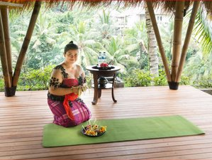 4 Days Blissful Sidemen Yoga Retreat in Bali