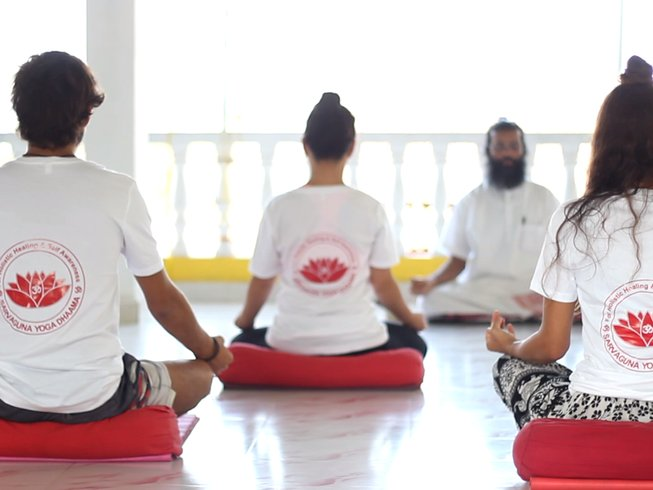 13 Days 100-Hour Meditation Teacher Training in Goa, India
