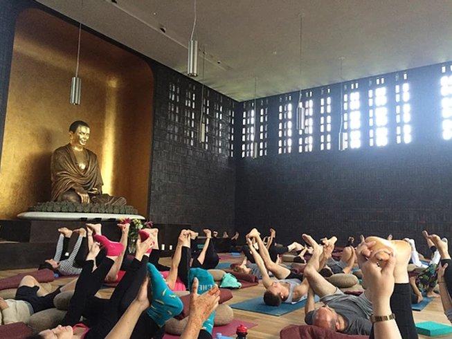 11 días retiro de yoga, meditación y cuidado personal en Himachal Pradesh, India