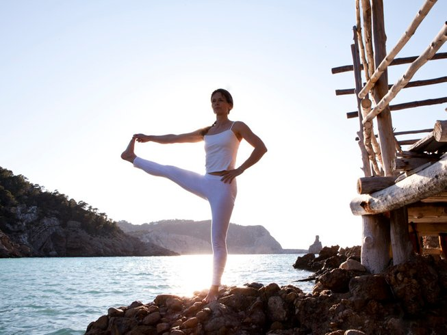 15 Days Yoga Holiday in Ibiza, Spain