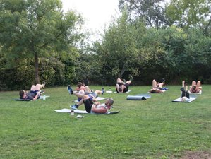 8 Day Health and Fitness Yoga Holiday in Homps, Aude